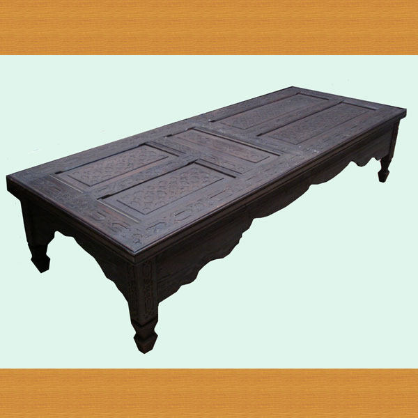 Rectangular Moroccan Coffee Table Living Morocco
