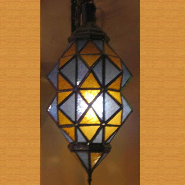 Zigzag Lantern