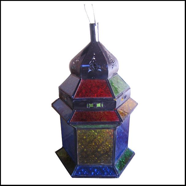Shkamba Multicolor Table Lamp
