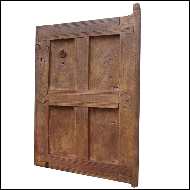 Marrakech Brown Moroccan Door – CLEARANCE