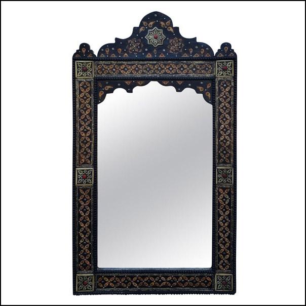 Marrakech Rectangular Inlay Mirror