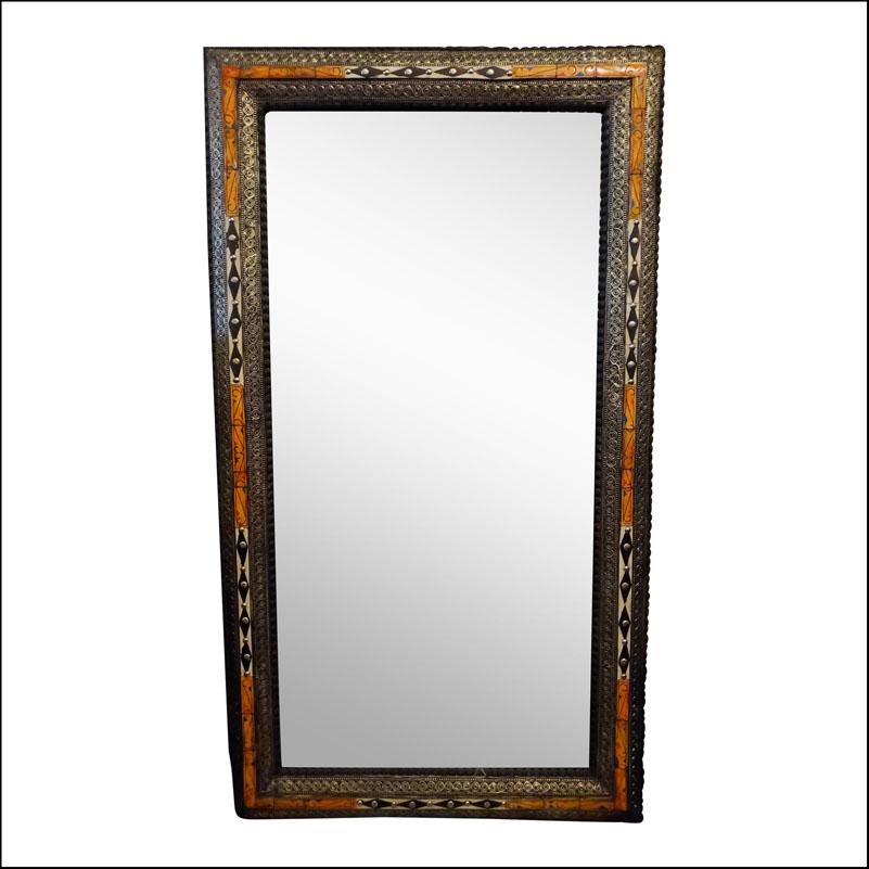 X Large Chaabi Marrakech Rectangular Inlaiy Mirror