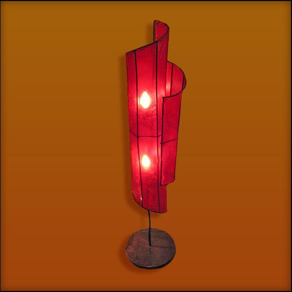 Henna Lamp Wrap Design