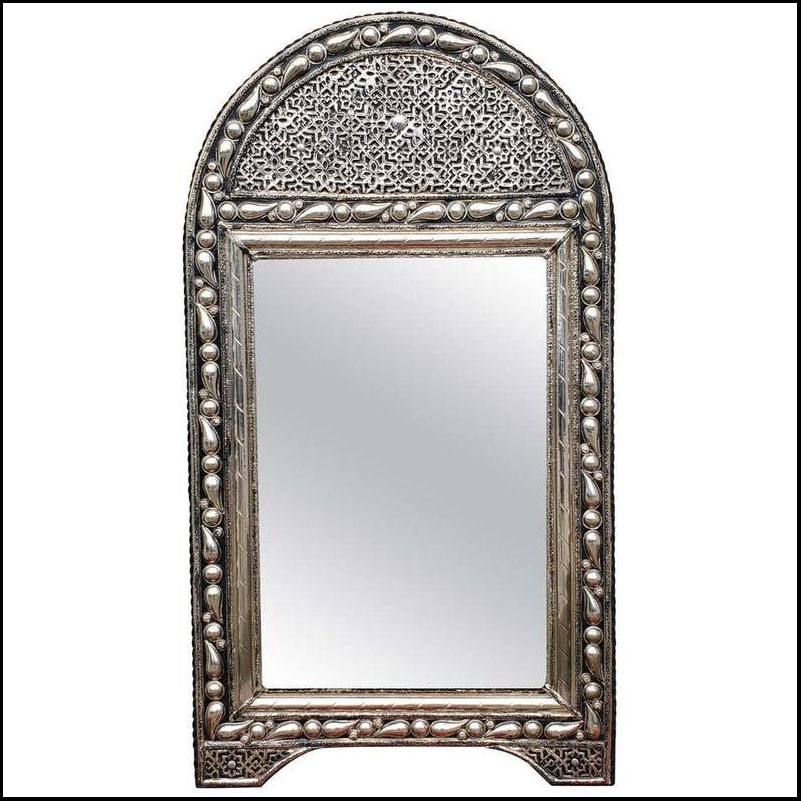 Palace Arched Moroccan Mirror – Marrakech