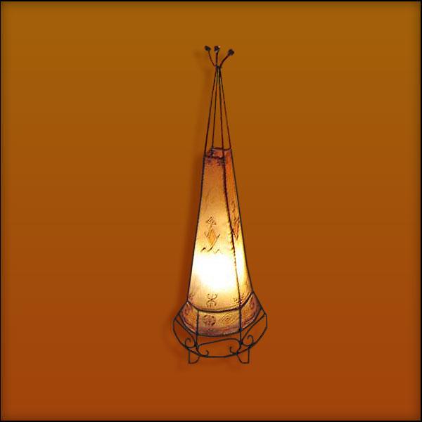 Henna Lamp Round Cone Large