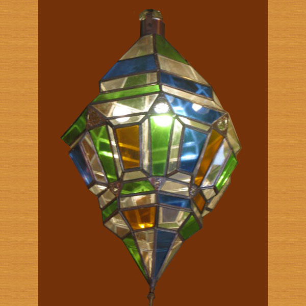 Kbala Glass Lantern