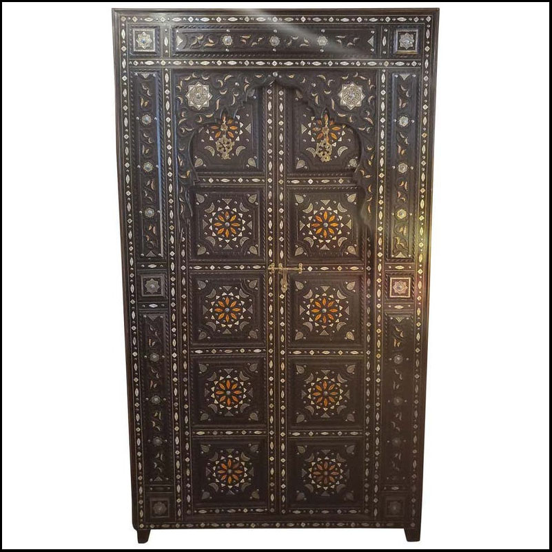Lac 1 Moroccan Wooden Door – Loaded