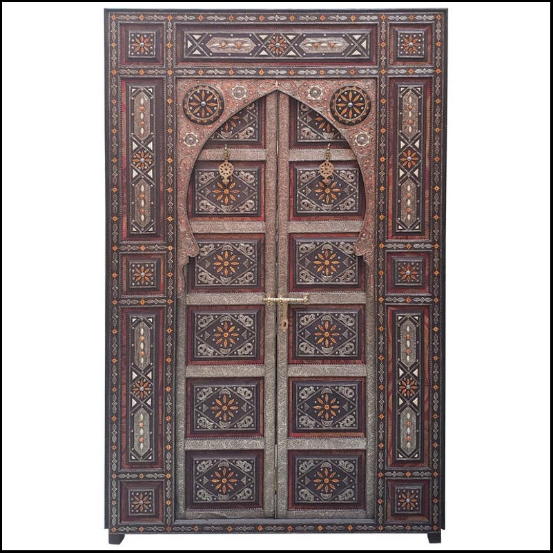 Lac 2 Moroccan Wooden Door – Loaded