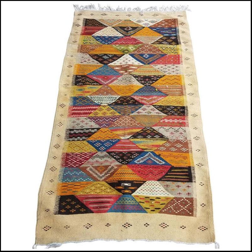 Moroccan Atlas Carpet / Rug – Azilal 1