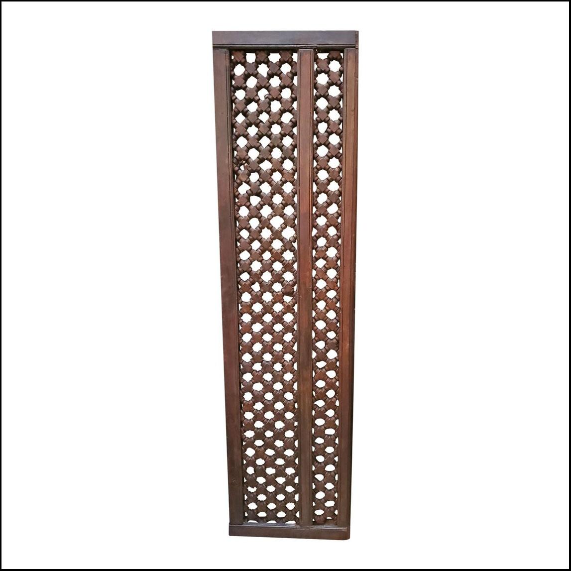 Old wooden Musharrabia panel